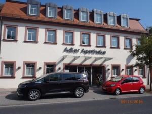 Adler Apotheke Fassade