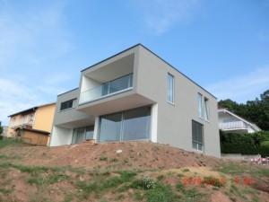 Neubau Fassade