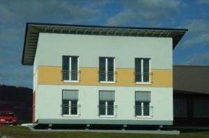 Fassade farbig Vorderseite