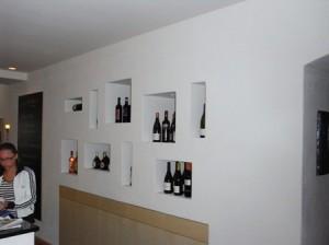 Weinstube Schubert Weinpräsentation
