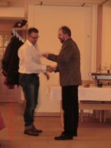 Jubilar Armin Knüttel 2012